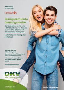 Blanqueamiento dental gratuito Sevilla