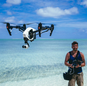 Aseguramos tu Dron. Cobertura de daños y RC
