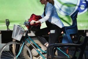 ciclista urbano seguros